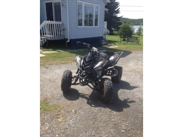Used 2012 Yamaha raptor 700r 2012 edition special