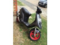 Piaggio Typhoon 172. Not Gilera Runner Zip