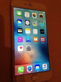 iPhone 6 Plus 16 GB any network