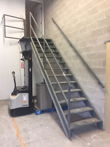 Steel Staircase/ Warehouse Stairs