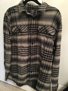 Patagonia FJord Flannel Shirt NEW WITHOUT TAGS