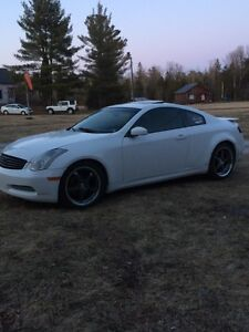 g35 coupe m6