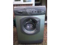 Hotpoint Aquarius WMA58 1400 Washing Machine (spares or repair)