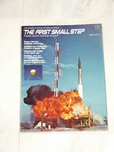1974 Petersen's book about man in space: The First Small Step