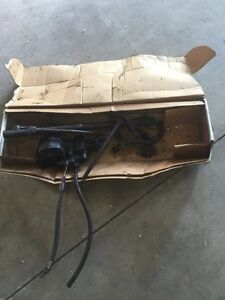 1958 Cadillac steering box and parts