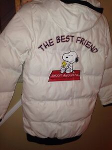 Peanuts Charlie Brown winter jacket Gatineau Ottawa / Gatineau Area image 2
