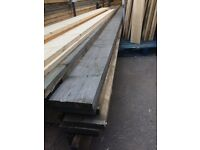 24ft 9 1/2in X 2inch planks £12 each