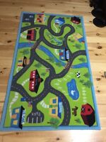 Little car mat