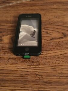 Life Proof FRE Case For Iphone 6 or 6S Water/Dust Proof *NEW*