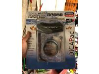 DiCAPac wp-570 waterproof outdoor camera case SLR point and shoot cover