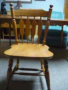 4 Roxton Chairs Optional(Matching Table 40 Round(52x40 )or 64x40
