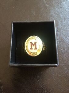 Stanley Cup Ring - Mtl Maroons