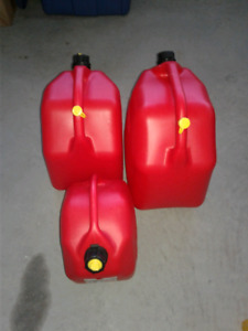 3 jerry cans brand new
