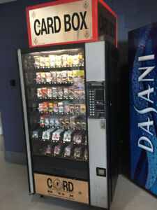 VENDING COMPANY FOR SALE