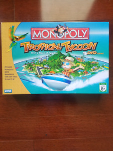 Monopoly Tropical Tycoon edition