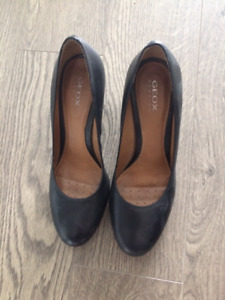 Navy high heel shoes for sale