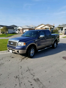 2006 Ford F150 Lariat- low kms.