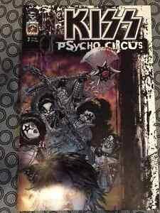 Kiss: Psycho Circus #2 (COPIE IMPECCABLE, September, 1997)
