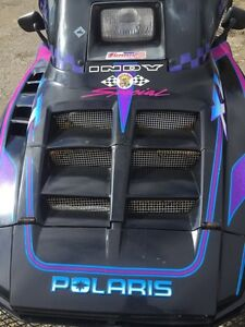 Polaris Indy 600 snowmobile