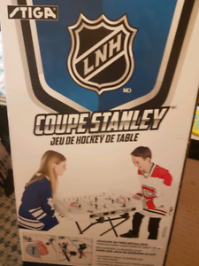 Stanley cup hockey table