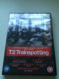 Brand new trainspotting 2 dvd