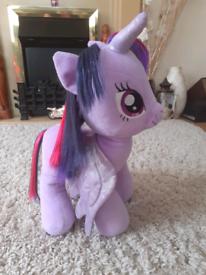Build a bear my little pony twilight sparkle