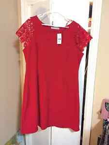 Plus size short red dress for sale- NEW PRICE