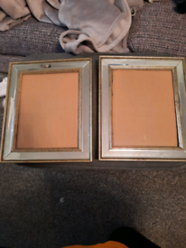 FREE Two mirrored photo frames