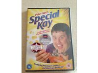 Peter Kay DVD (new sealed)
