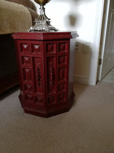 Moving sell, great designed night table, or coffee table