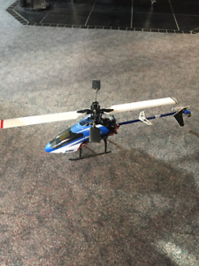 "RC Helicopter ""Blade SR""  E-flite"