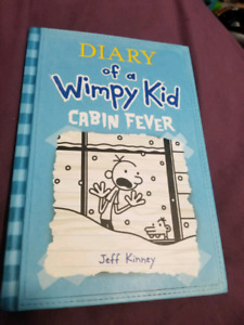 Diary of a Wimpy Kid: Cabin Fever Book