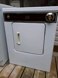 Apartment size ,dryer,microwave