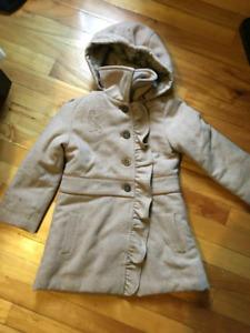 Manteau printemps 6T
