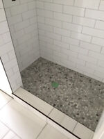 QUALITY TILE INSTALLATION AT A GREAT PRICE!!!