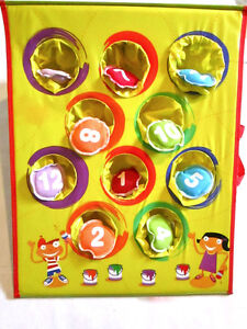 BEAN BAG SMART TOSS by LEARNING RESOURCES Windsor Region Ontario image 4