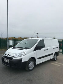 63 2013 Citroen Dispatch 2.0HDi 1200 125 BHP L2H1 Enterprise LWB