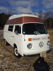 1979 Volkswagon Camper Van