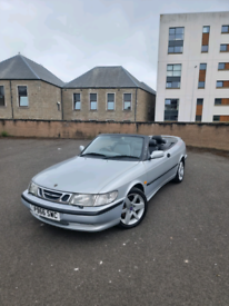 image for 1996 Saab 900 2.0i SE convertible! Low 107k, cheap classic summer toy!
