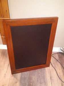 Solid wood Chaulk board