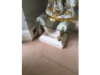 Authentic Italian side table