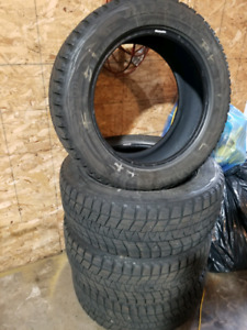 255/55/R18 Winter tires