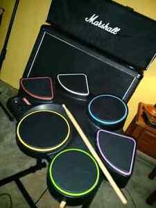 Konami Rock Revolution wired Drum for Playstation 3 **Echange **