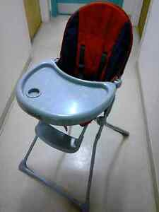 Avalon High Chair with cup holder. $20