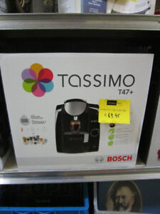 *New* Tassimo Machines For Sale At Nearly New