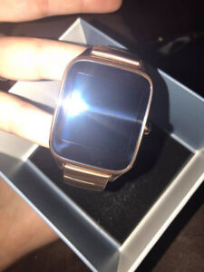 BRAND NEW ASUS ZenWatch 2, 1.63 display - GOLD METAL - $200 OBO