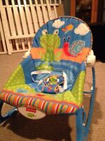 Infant/ toddler chair