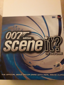 007 EDITION SCENE IT? DVD GAME