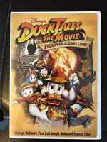 Disney's DuckTales The Movie: Treasure of the Lost Lamp DVD Mint