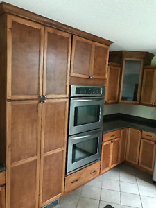 Frigidaire Double Wall Ovens